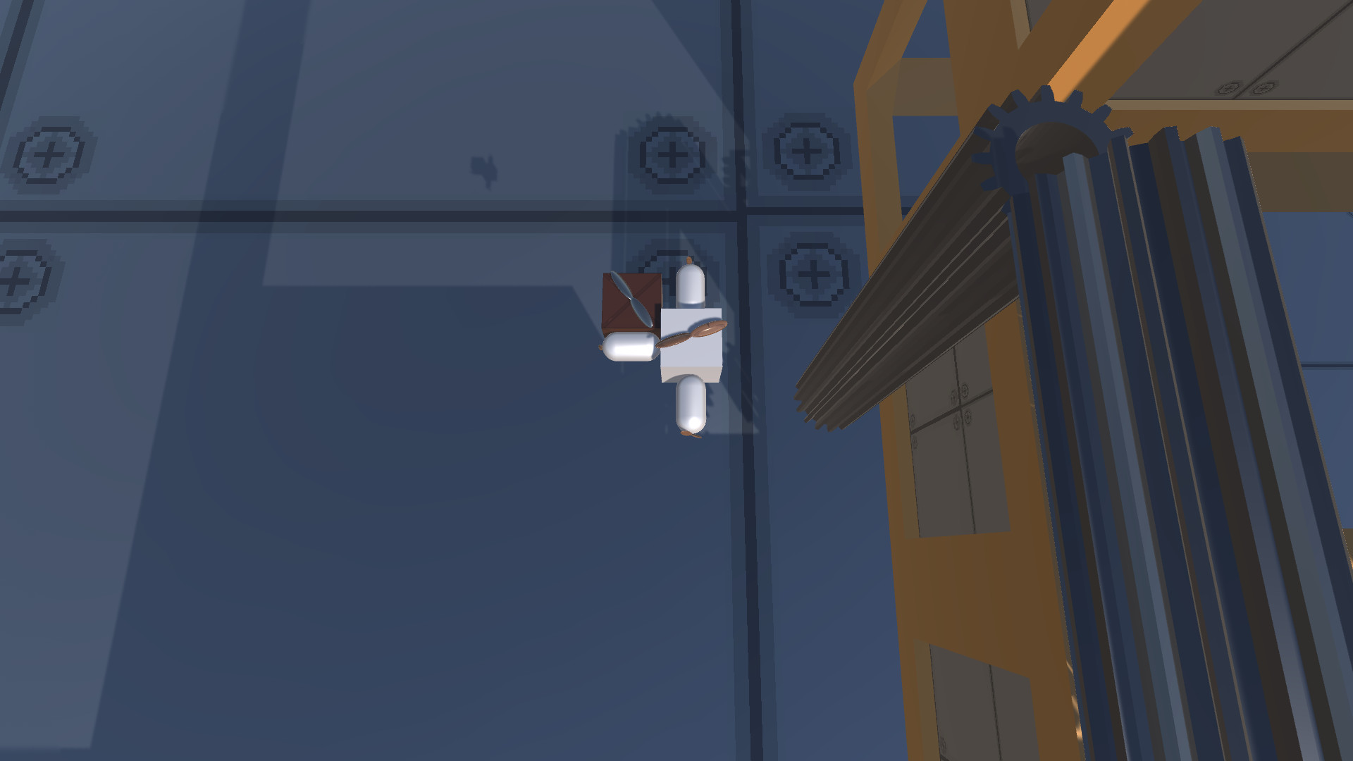 Really Bad Flying Machine screenshot