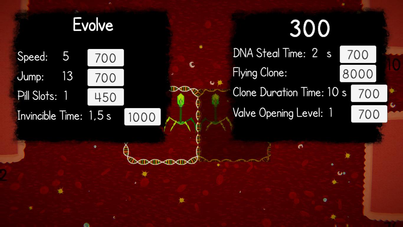 DNA Farm screenshot
