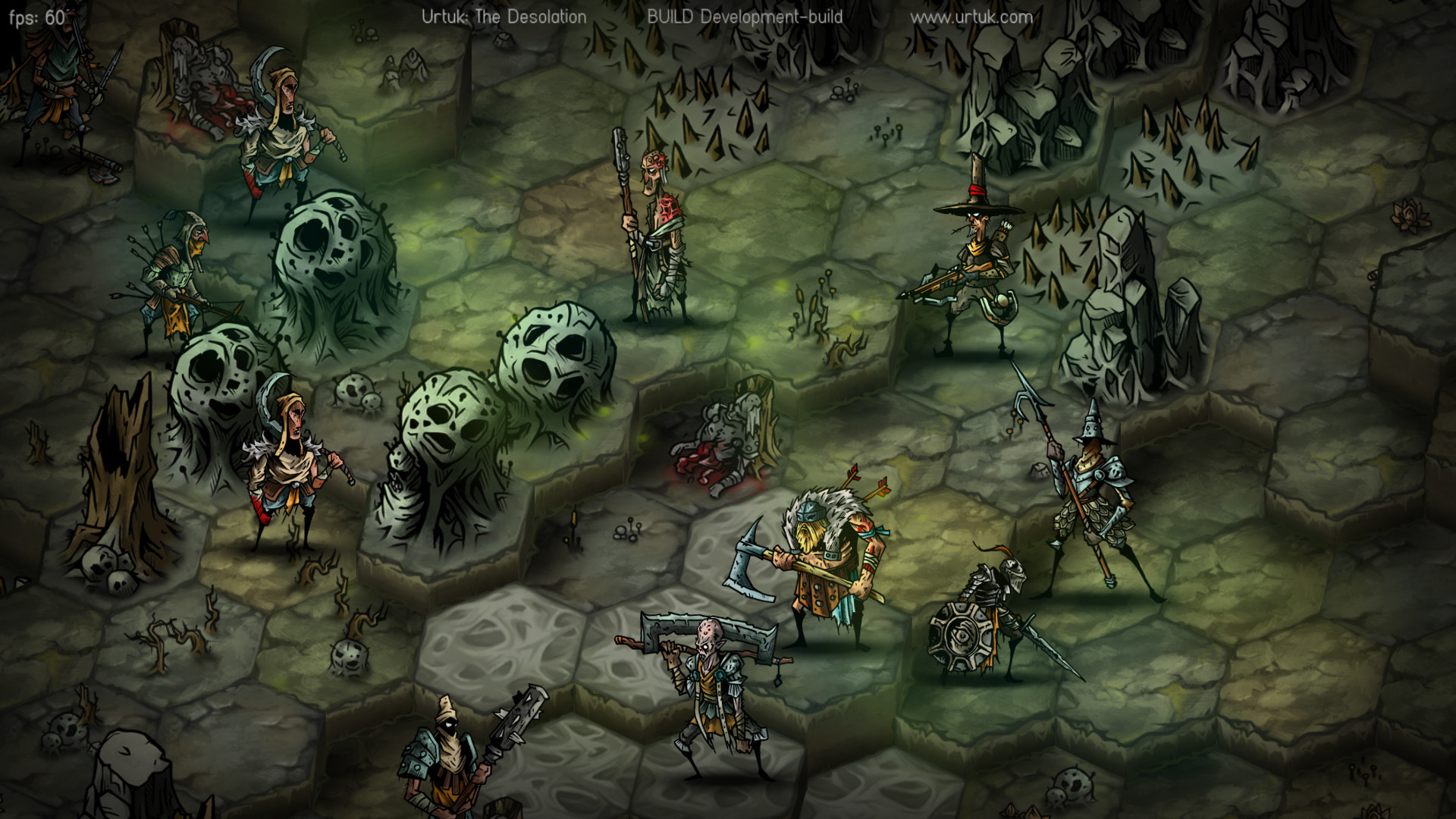 Urtuk: The Desolation Soundtrack screenshot