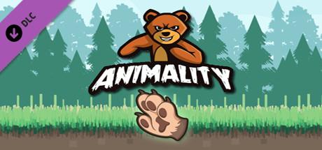 ANIMALITY - Dog Paw Cursor