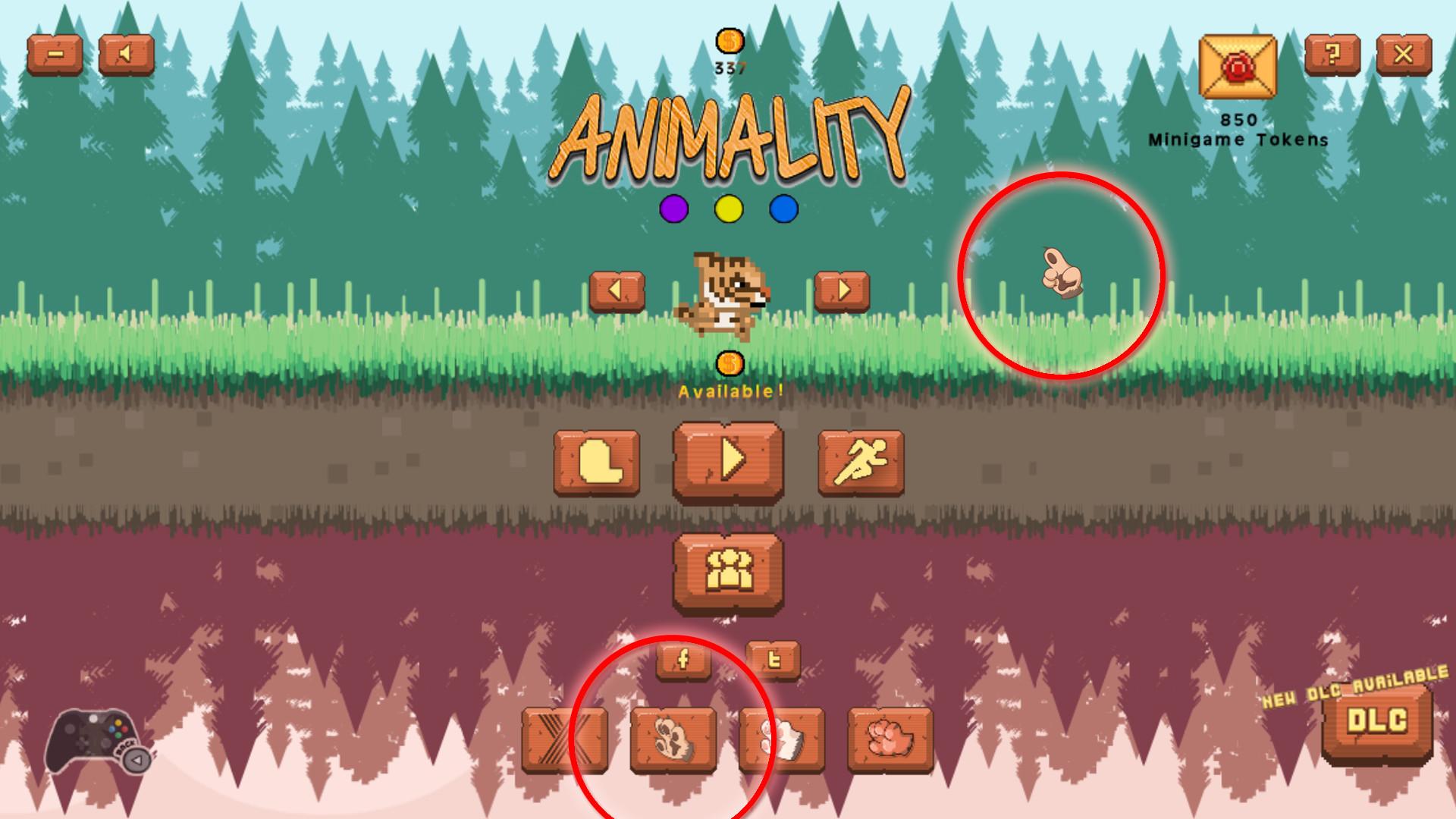 ANIMALITY - Dog Paw Cursor screenshot