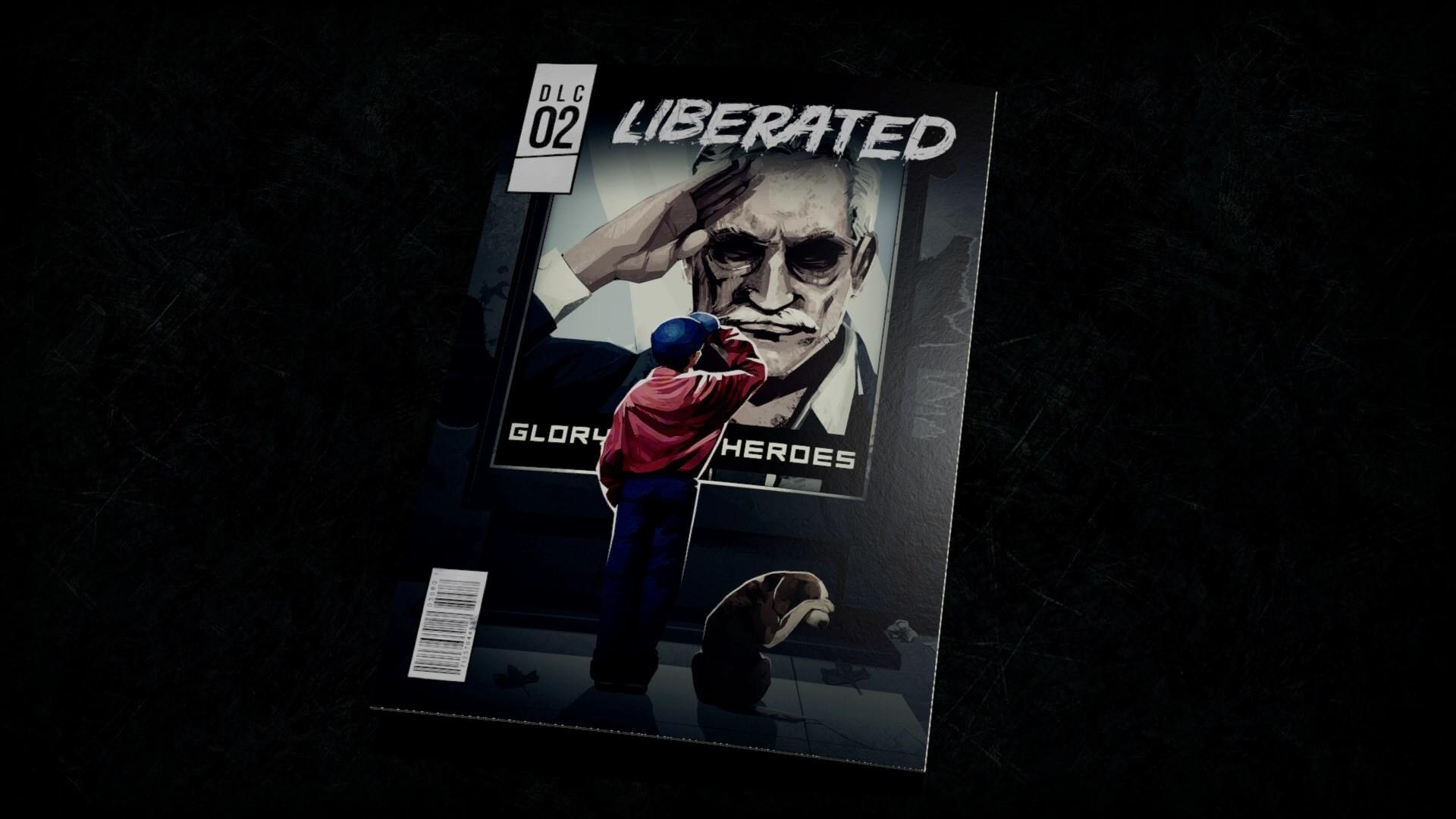 Liberated: Glory to the Heroes screenshot