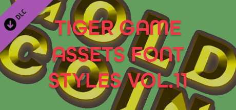 TIGER GAME ASSETS FONT STYLES VOL.11