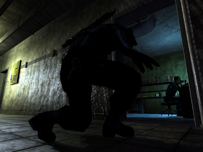 Tom Clancy's Splinter Cell Chaos Theory screenshot