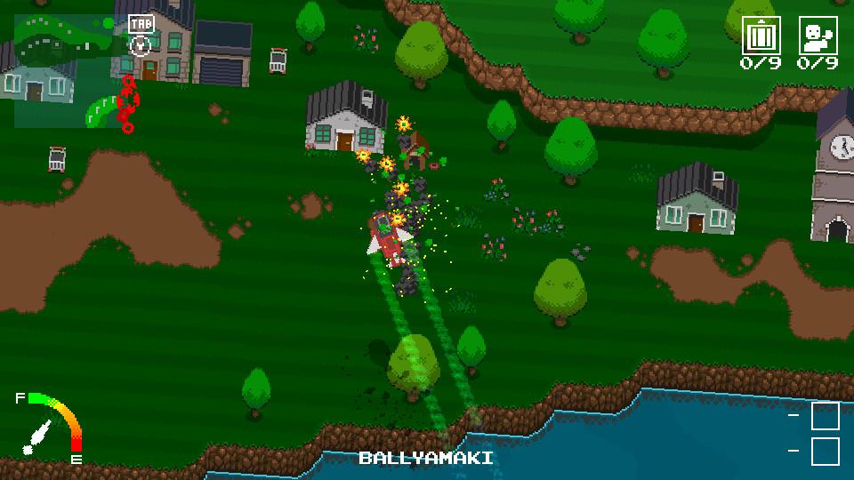 Whirlibird screenshot