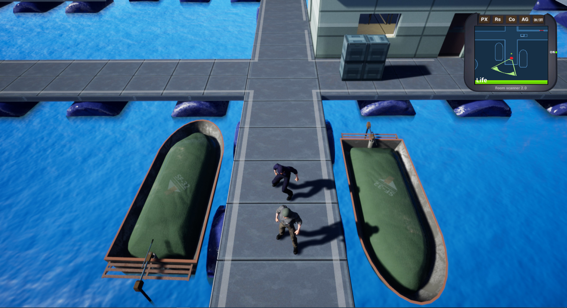 The Soldiers Factory screenshot