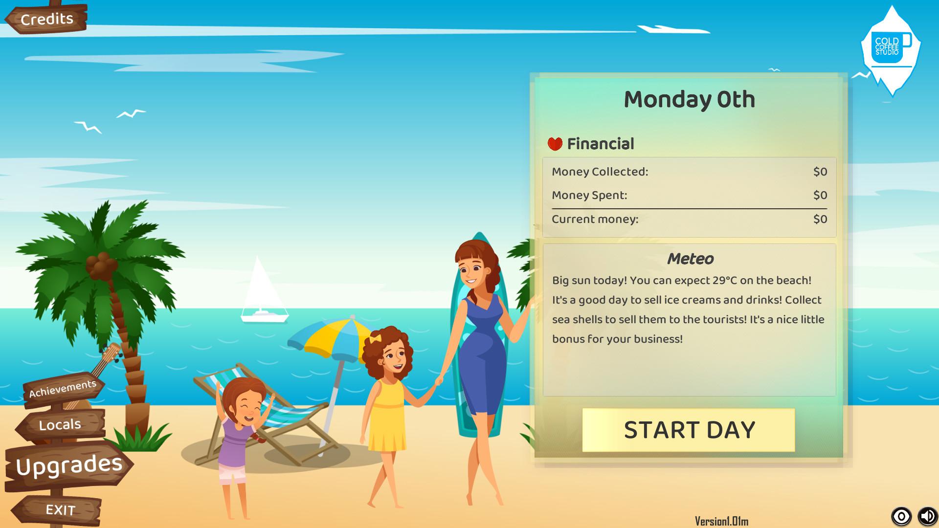 Beach Love Shop screenshot