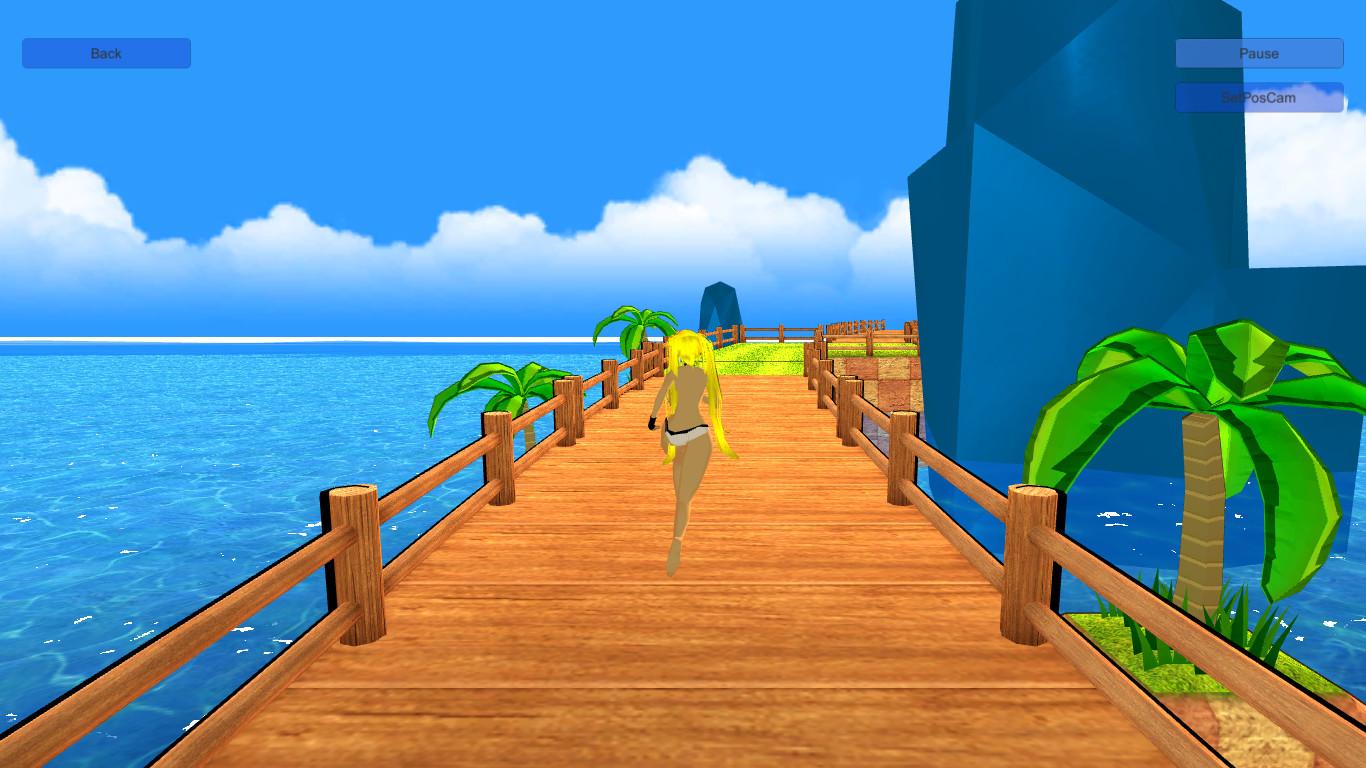Lost Island Atlantida Advanture Game screenshot