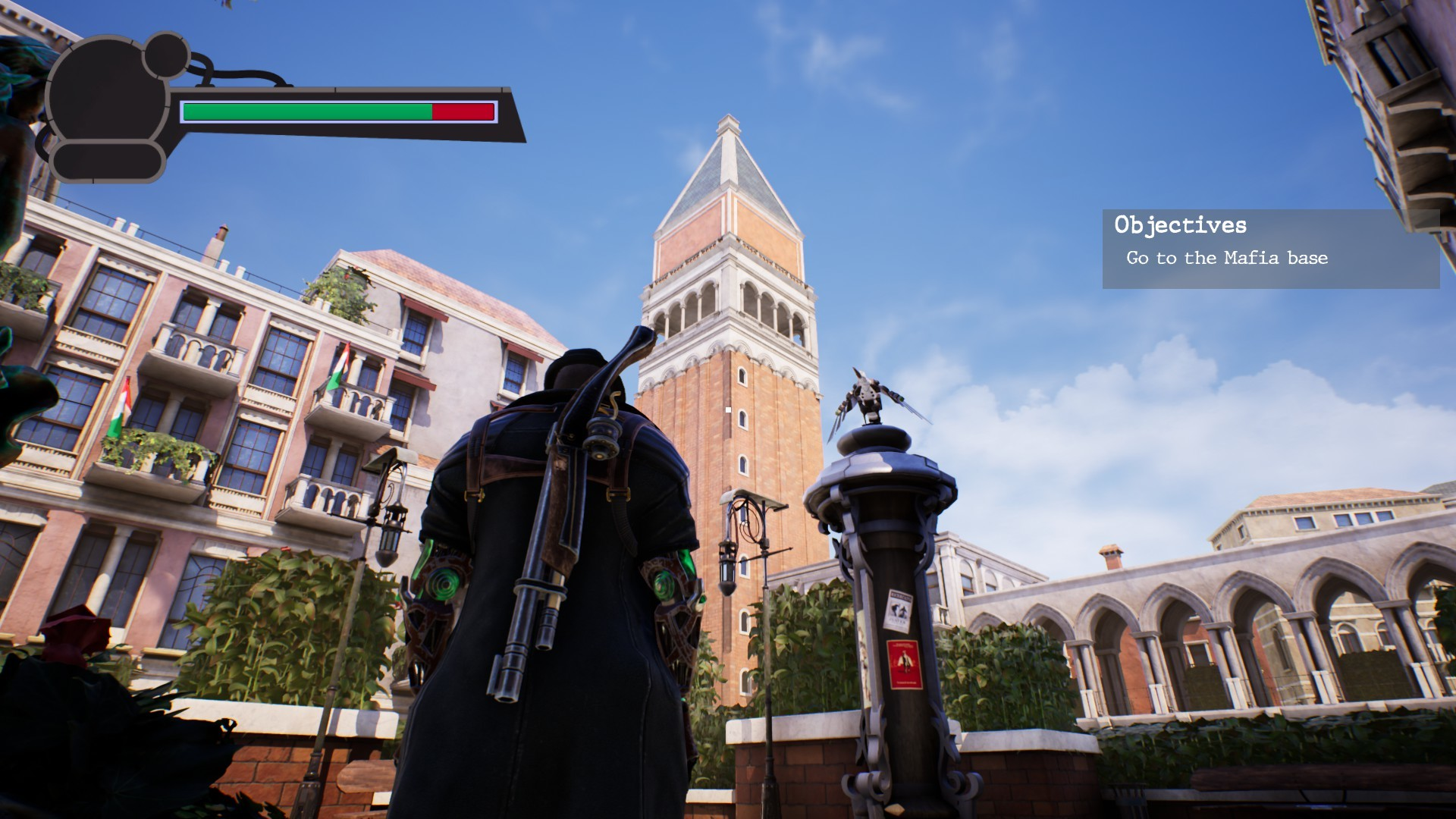 Robots, Death & Venice screenshot