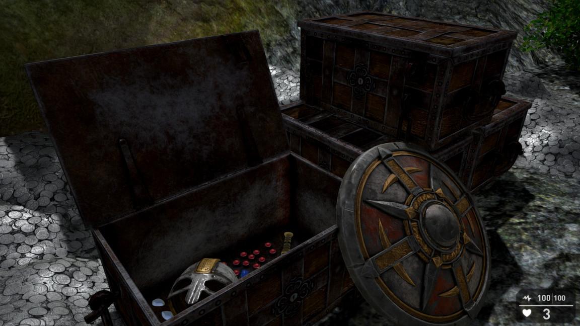 GameGuru - Ancient Treasures Pack screenshot