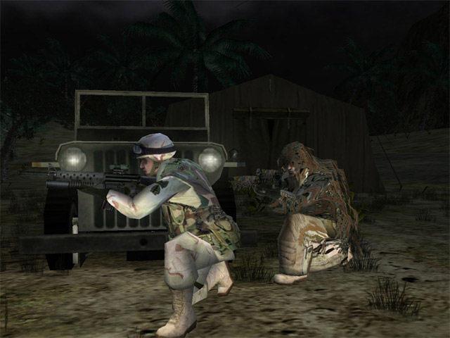 Tom Clancy's Ghost Recon Desert Siege screenshot