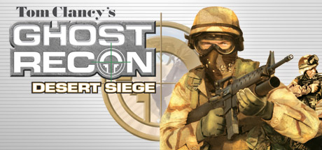 Tom Clancy's Ghost Recon Desert Siege