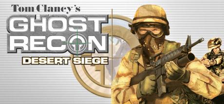 Tom Clancy's Ghost Recon Desert Siege
