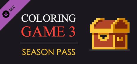 Coloring Game 3 - Season Pass