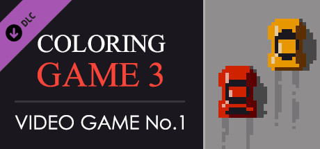 Coloring Game 3 – Video Game No. 1
