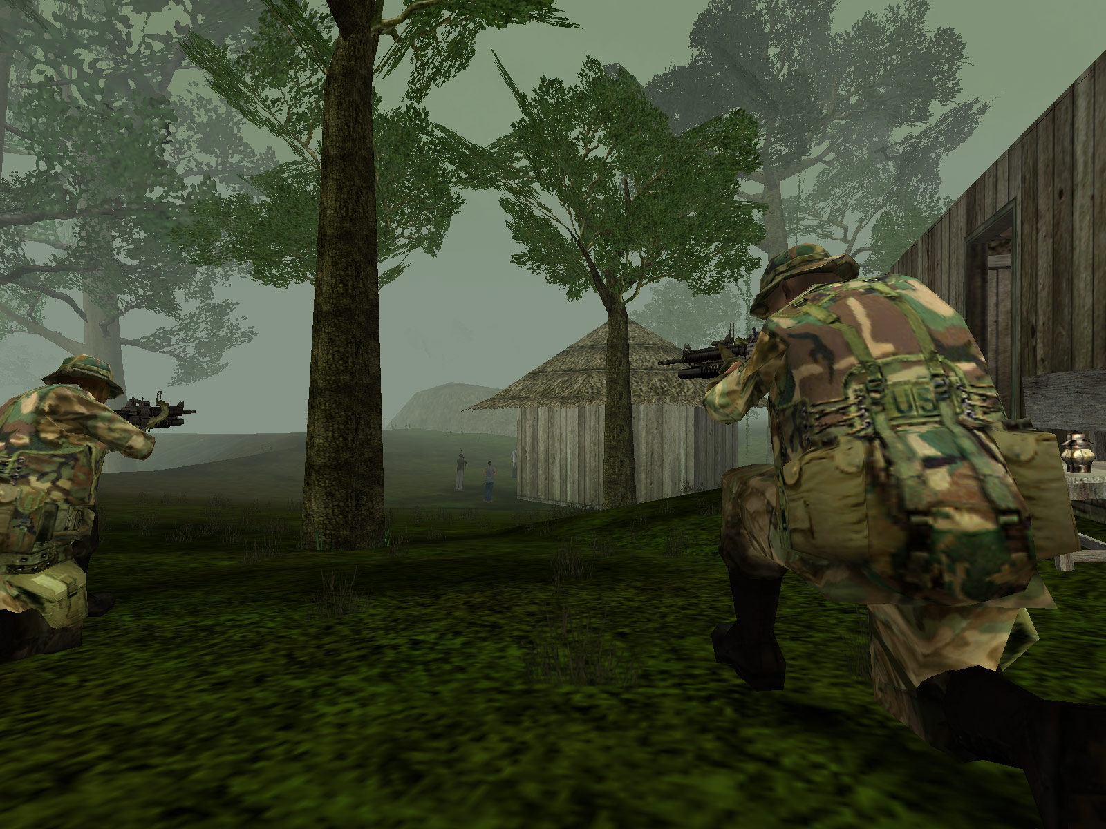 Tom Clancy's Ghost Recon Island Thunder screenshot