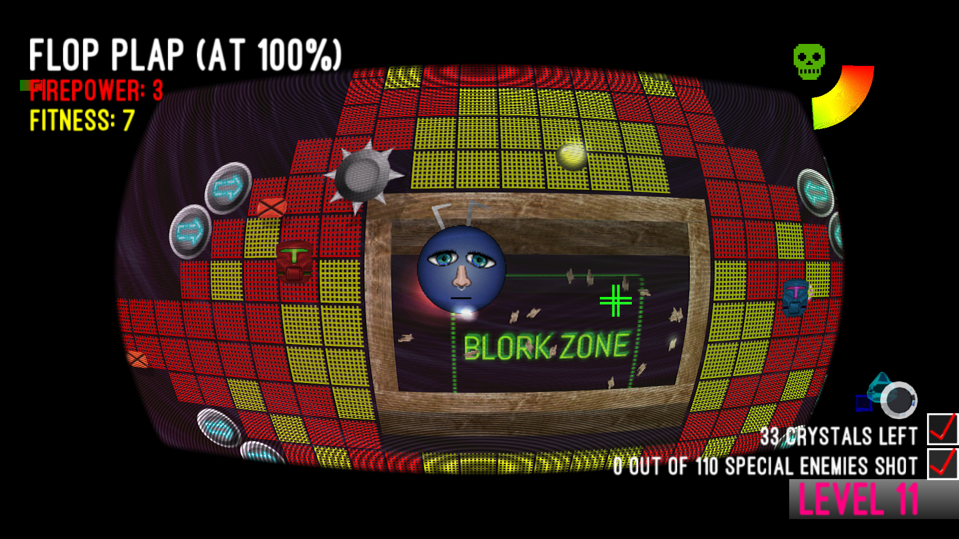 Blorks: The Quest for Magnesium screenshot