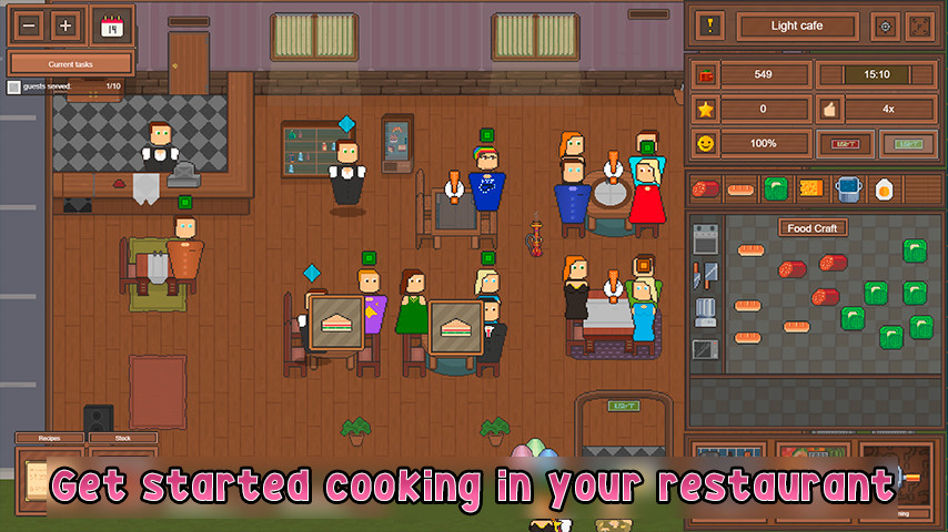 Nyako Restaurant screenshot
