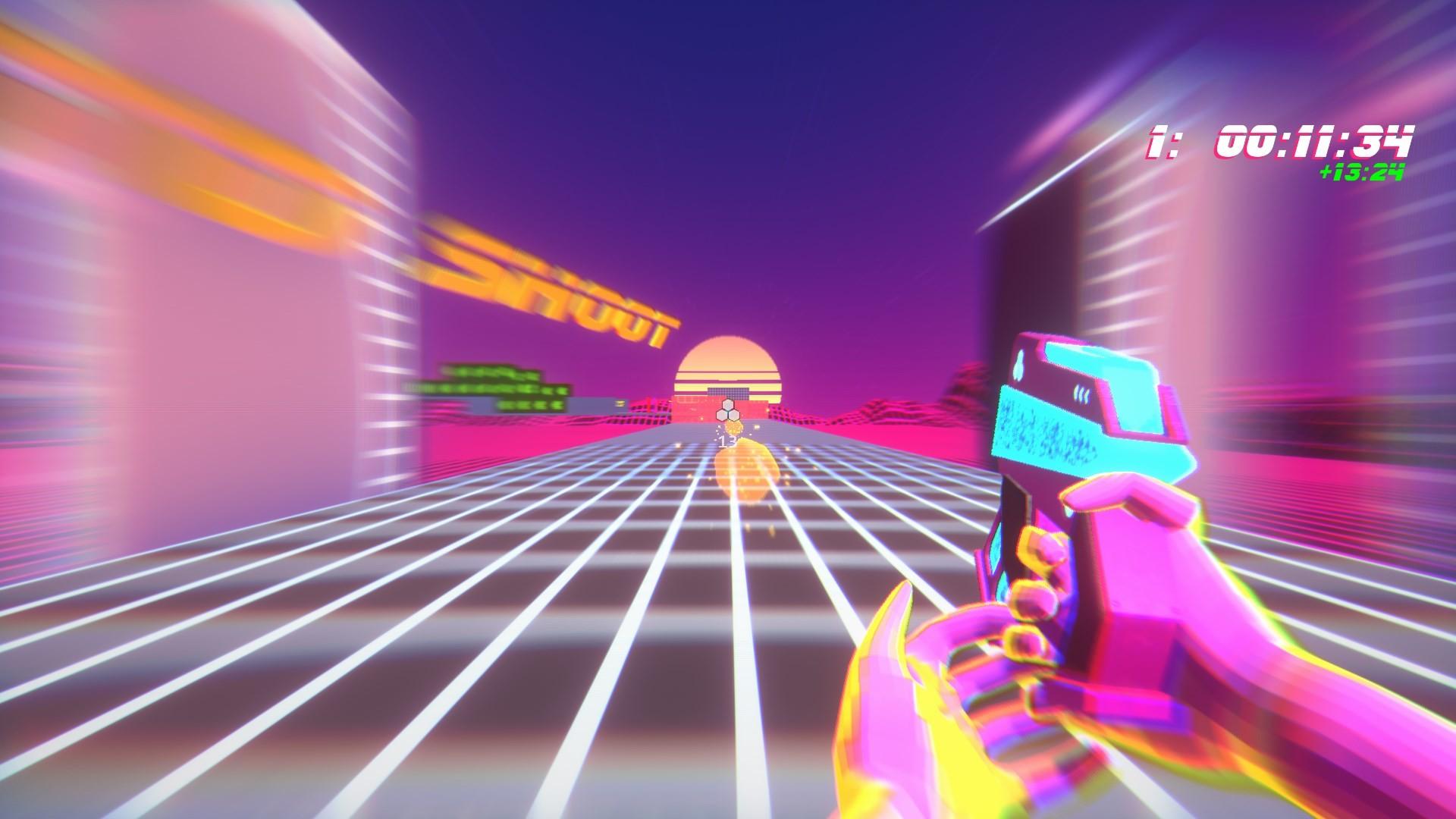 Cybershock: Future Parkour screenshot