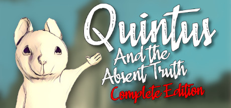 Quintus and the Absent Truth - Chapter One