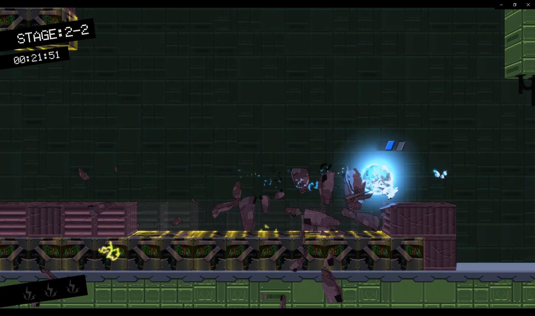 FoxVoltex screenshot