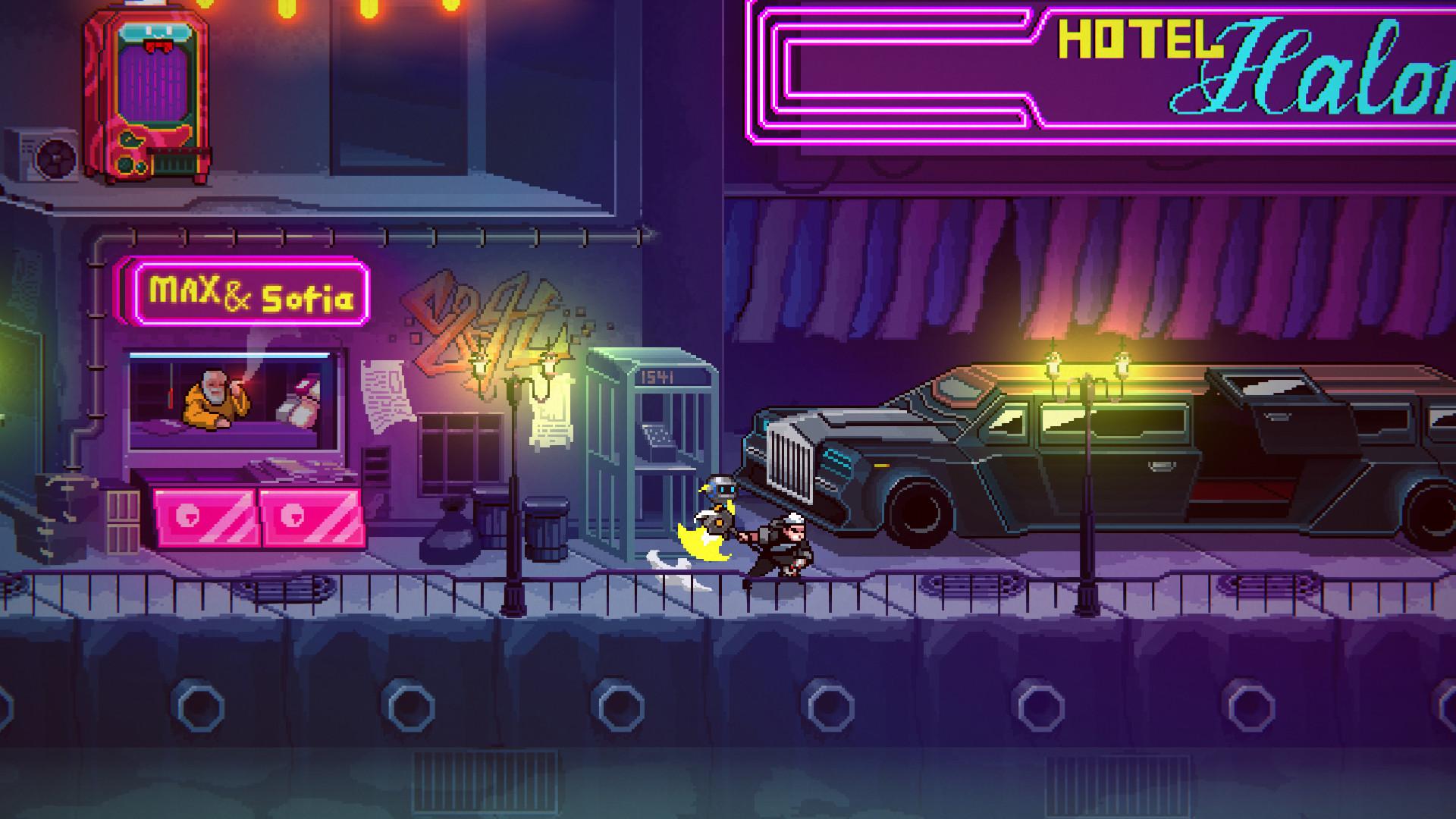 Blade Assault screenshot