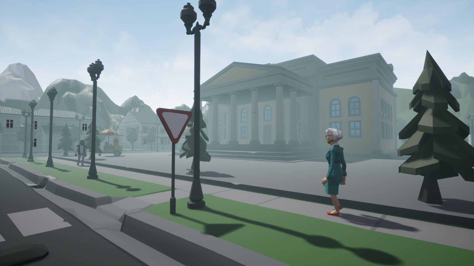 POLYGON: Life screenshot