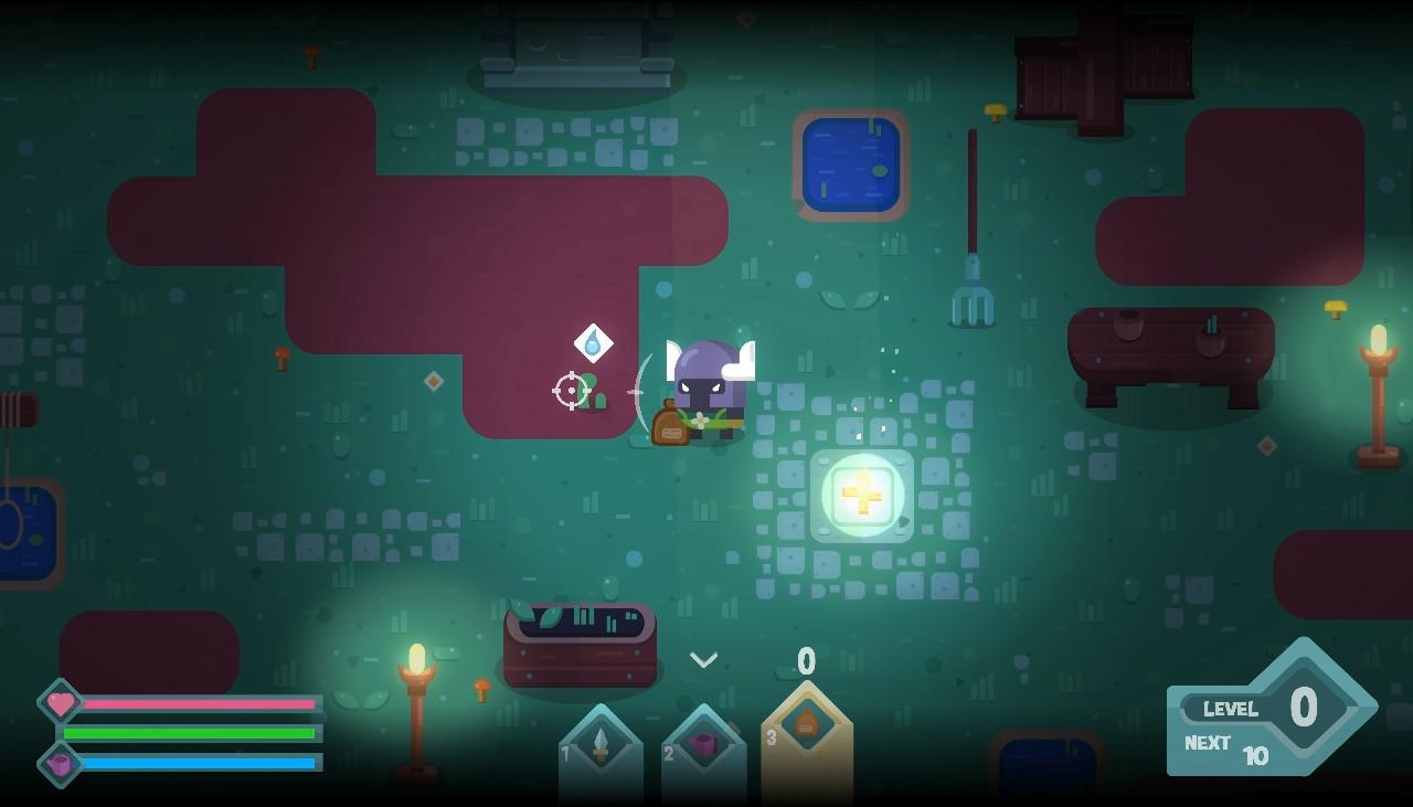 Dark Farm screenshot