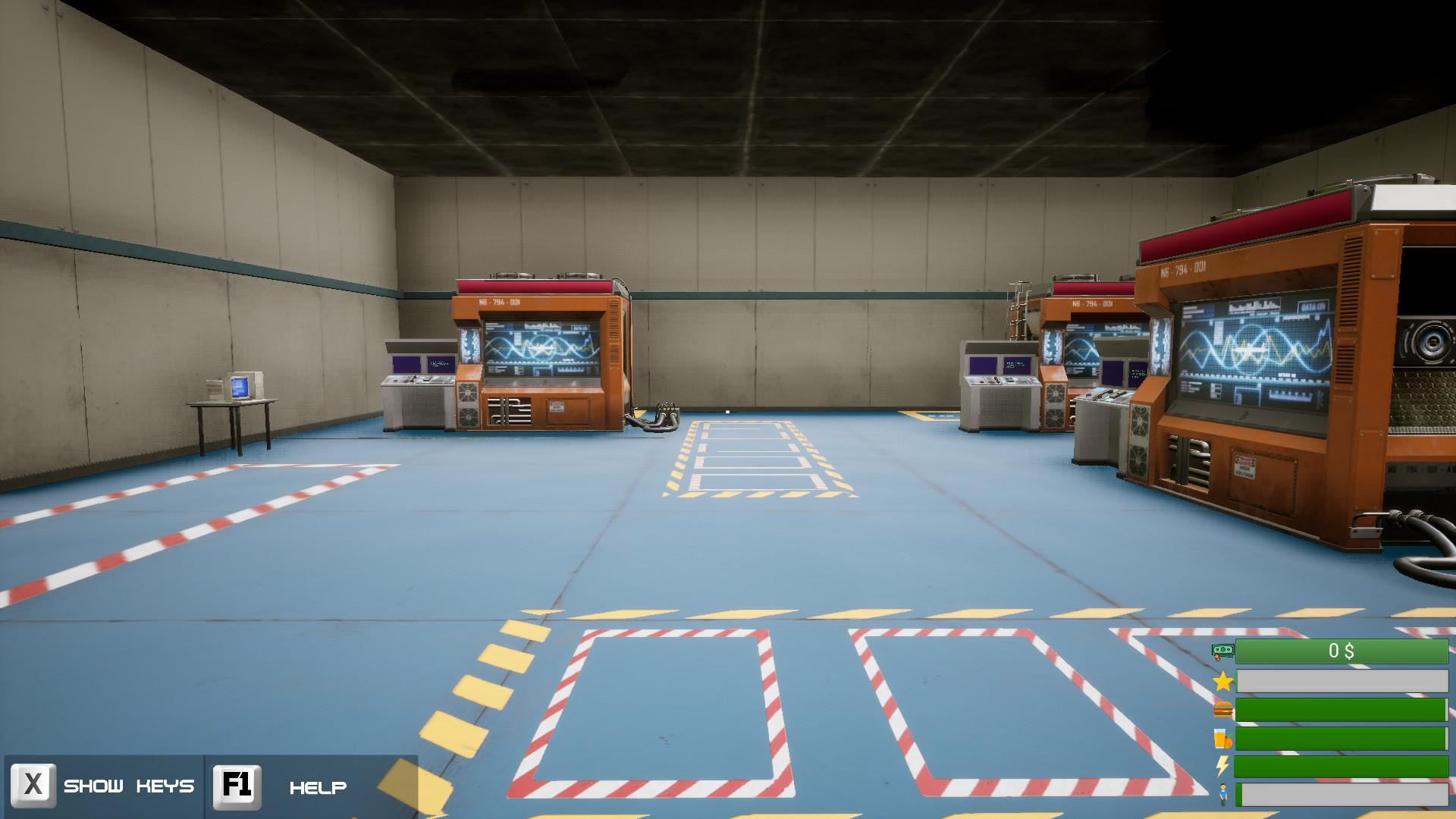Factory Runner screenshot