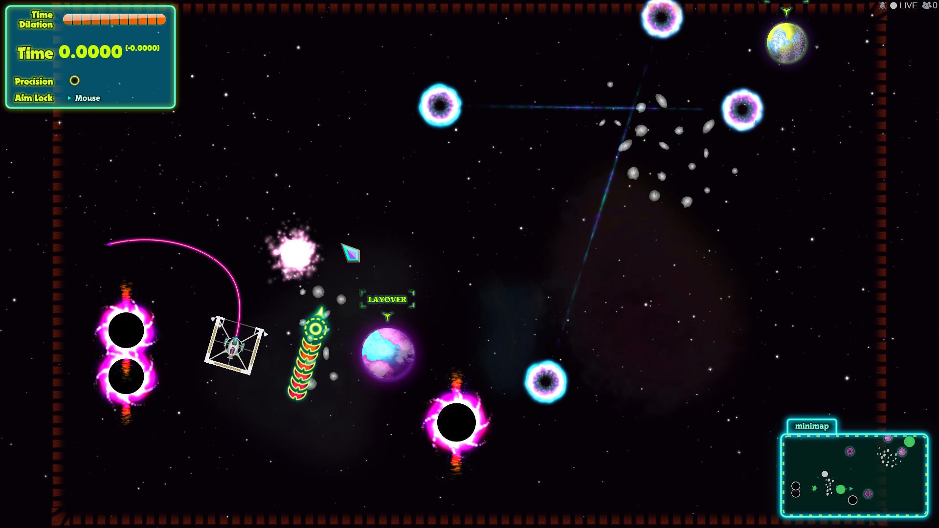 Spaceslingers screenshot