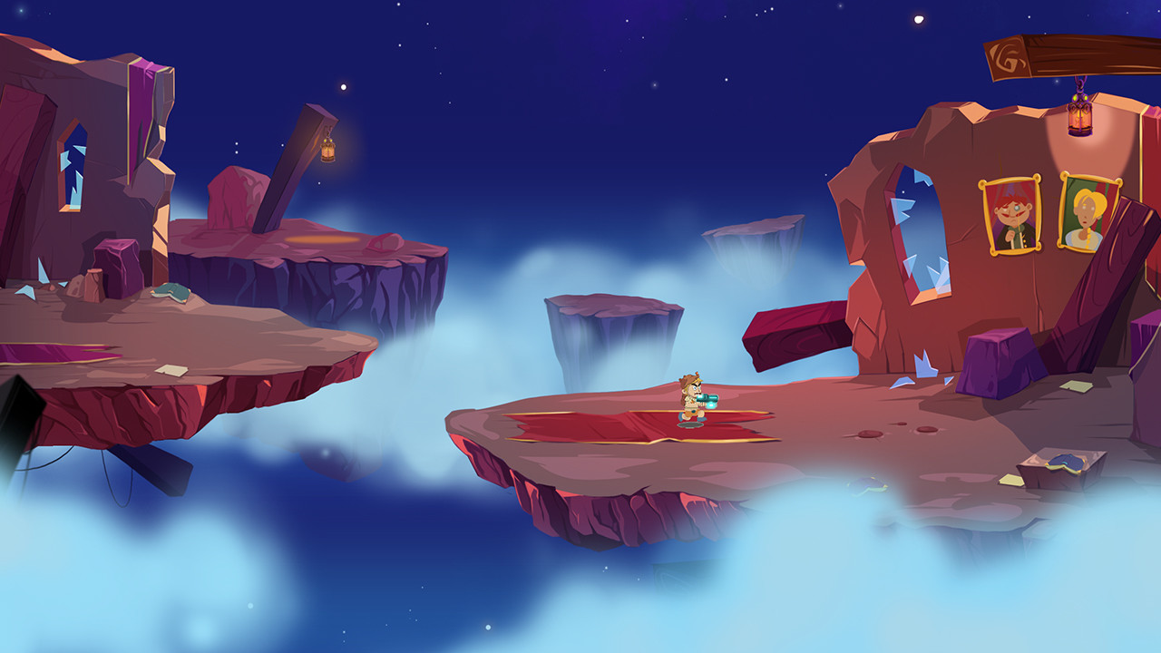 Max and the Book of Chaos screenshot