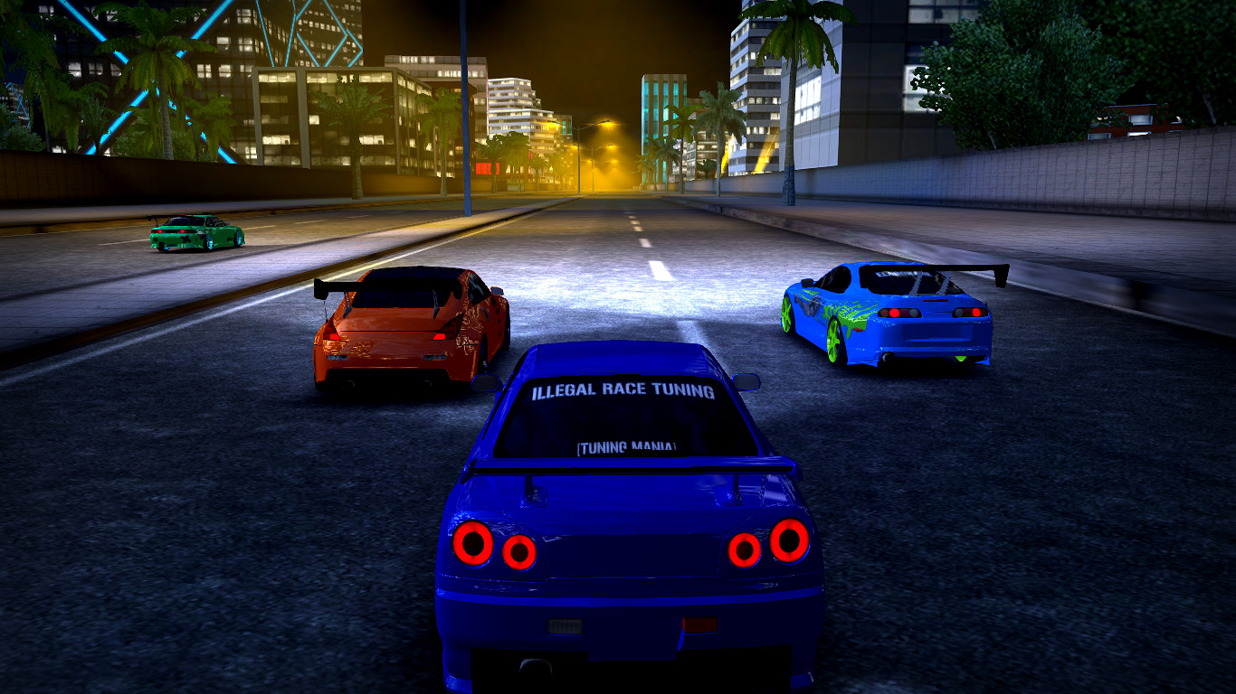 Illegal Race Tuning screenshot