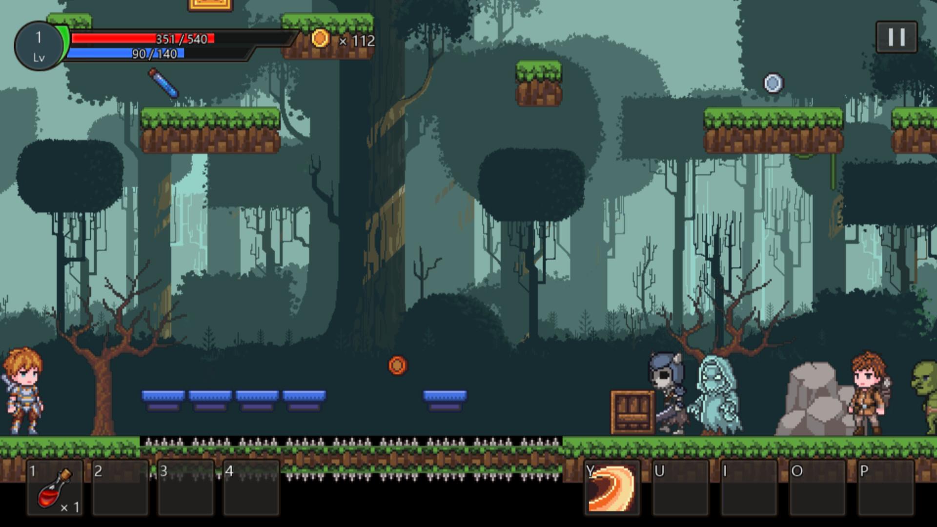 Anetona screenshot