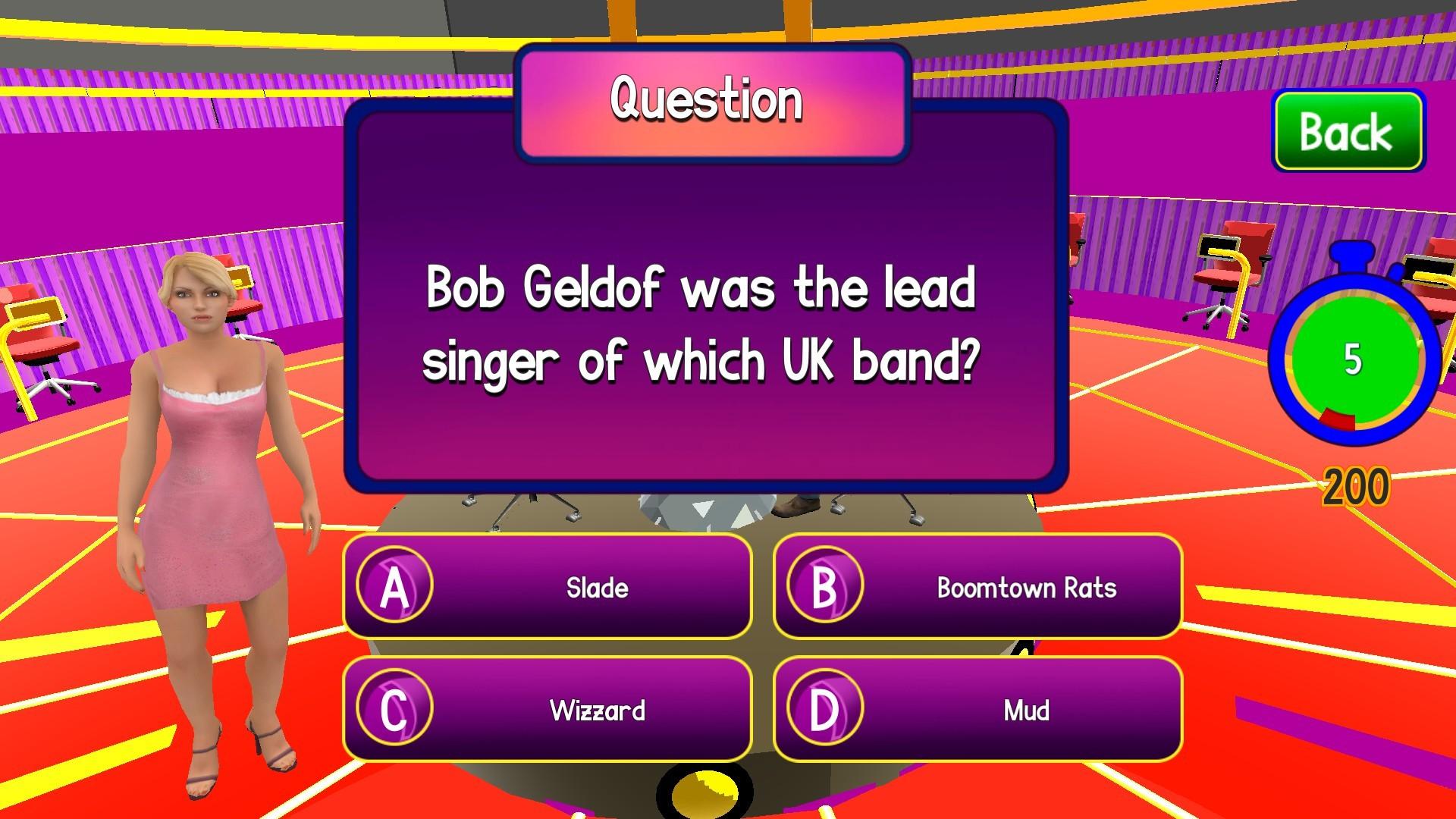 Family Quiz screenshot
