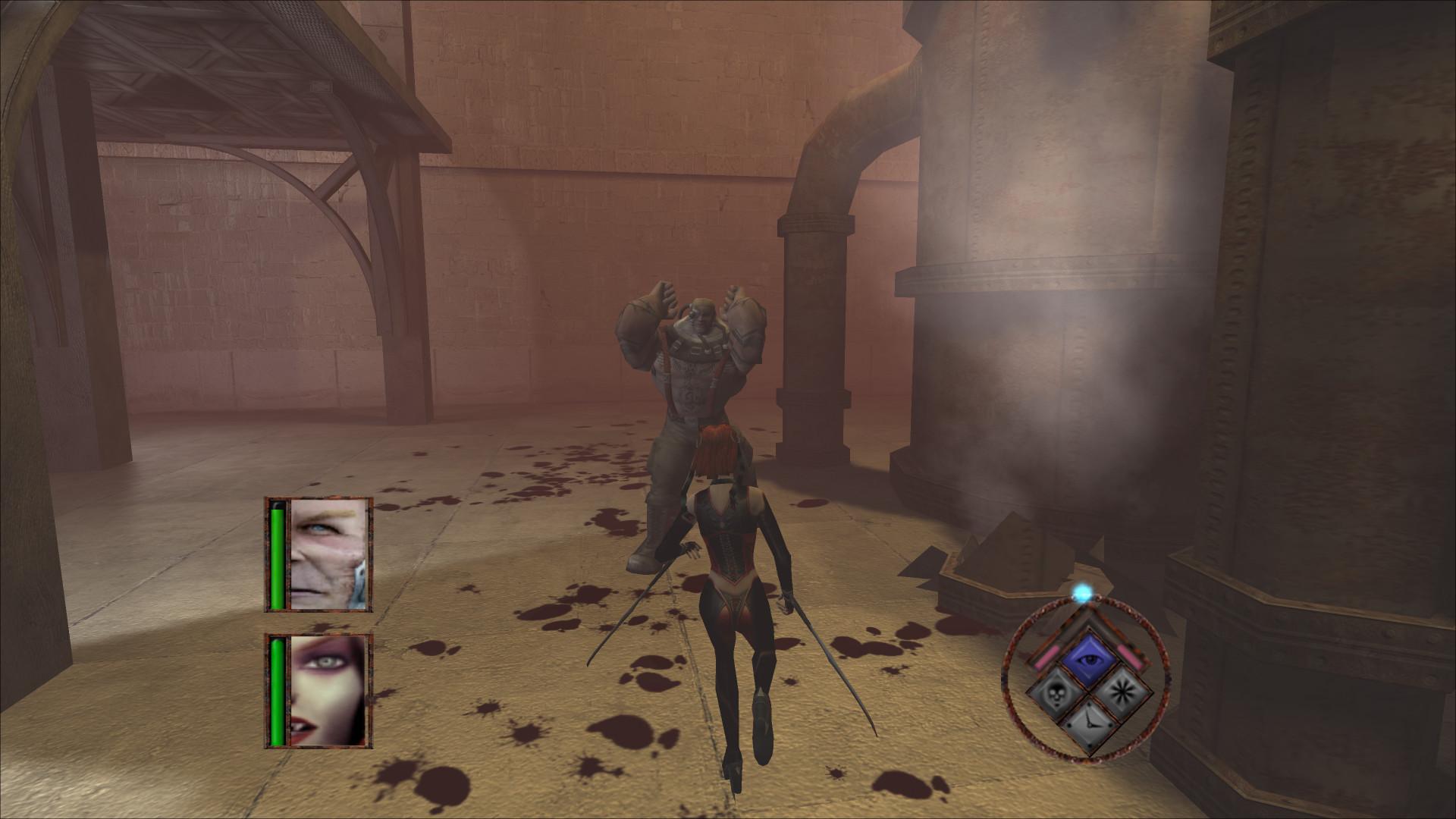BloodRayne: Terminal Cut screenshot
