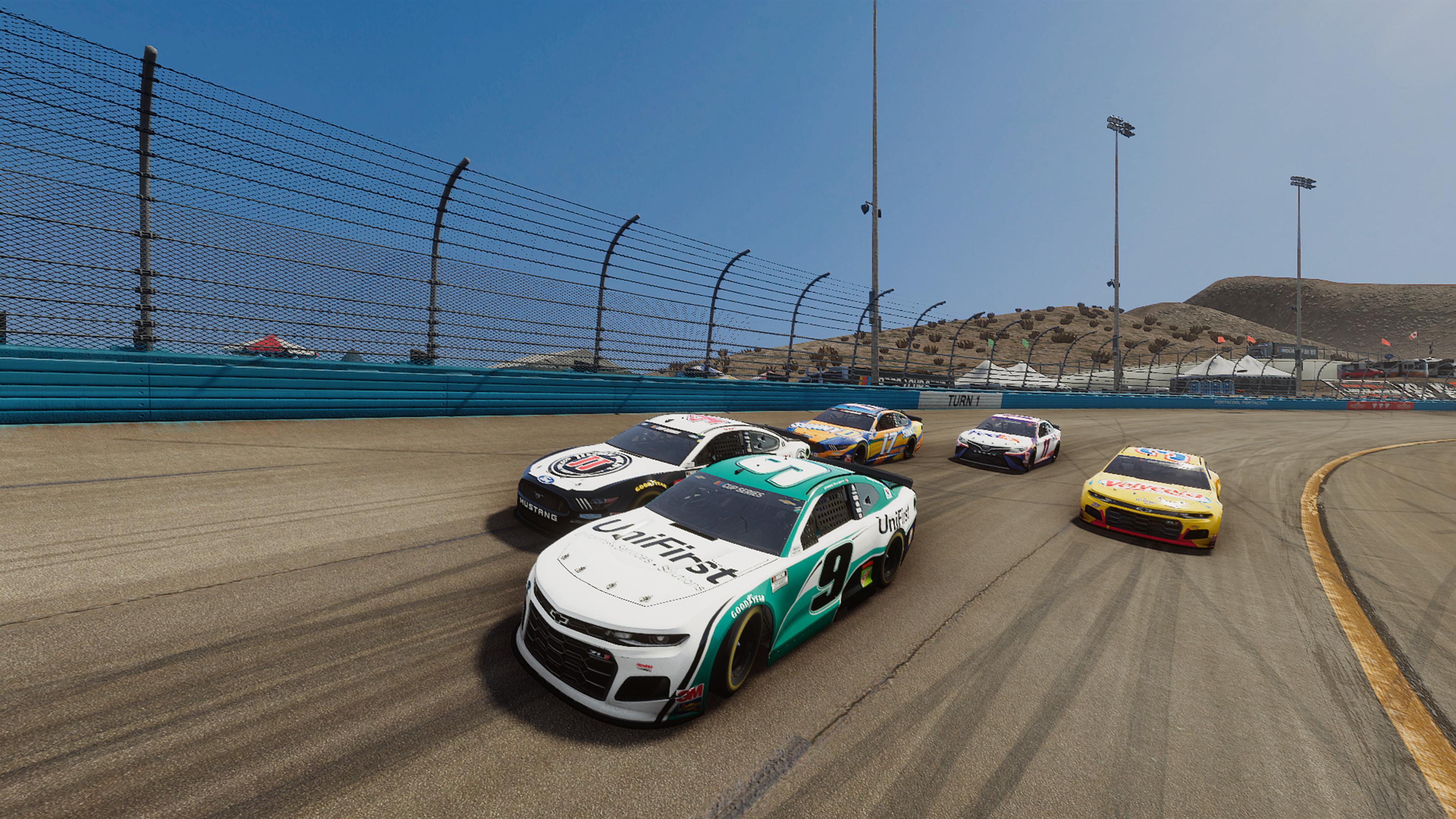 NASCAR Heat 5 - July DLC Pack screenshot