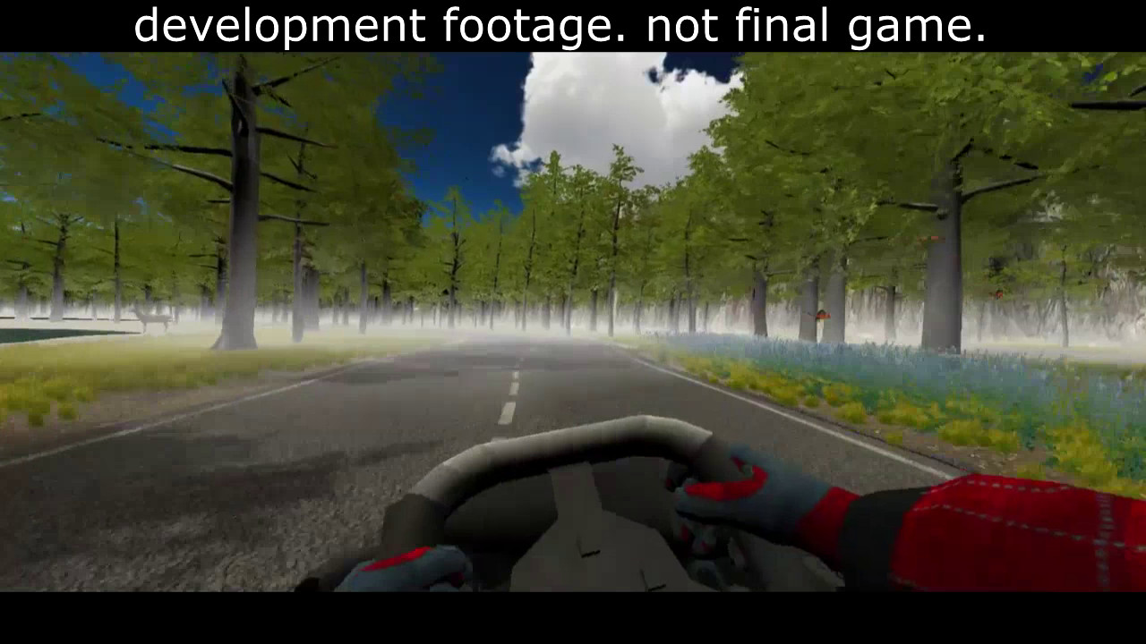 AVANTI - The Joy of Driving screenshot