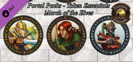 Fantasy Grounds - March of the Elves