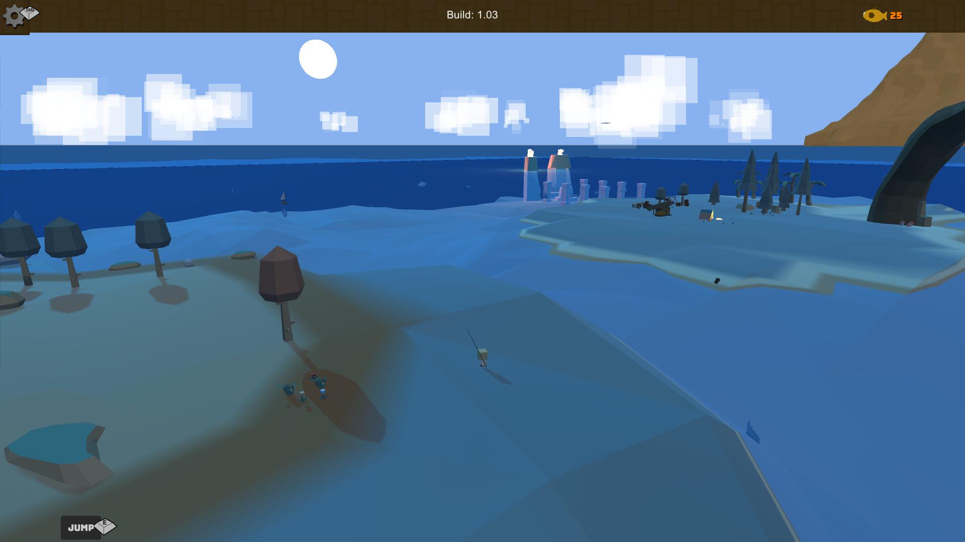 Super Angling Soundtrack screenshot