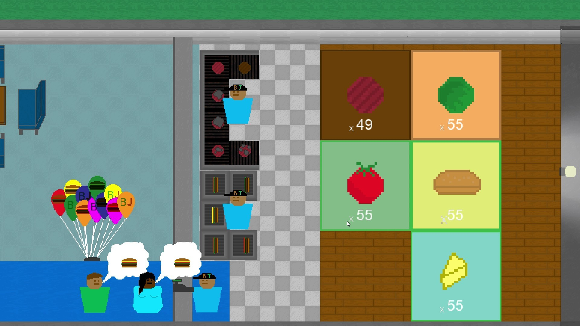 Burger Joint screenshot