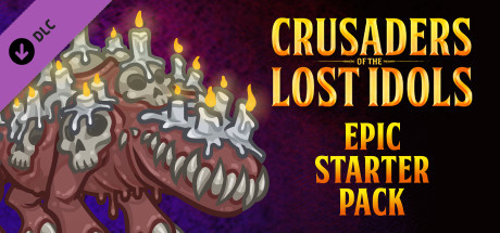 Crusaders of the Lost Idols - The Evanescent Starter Pack
