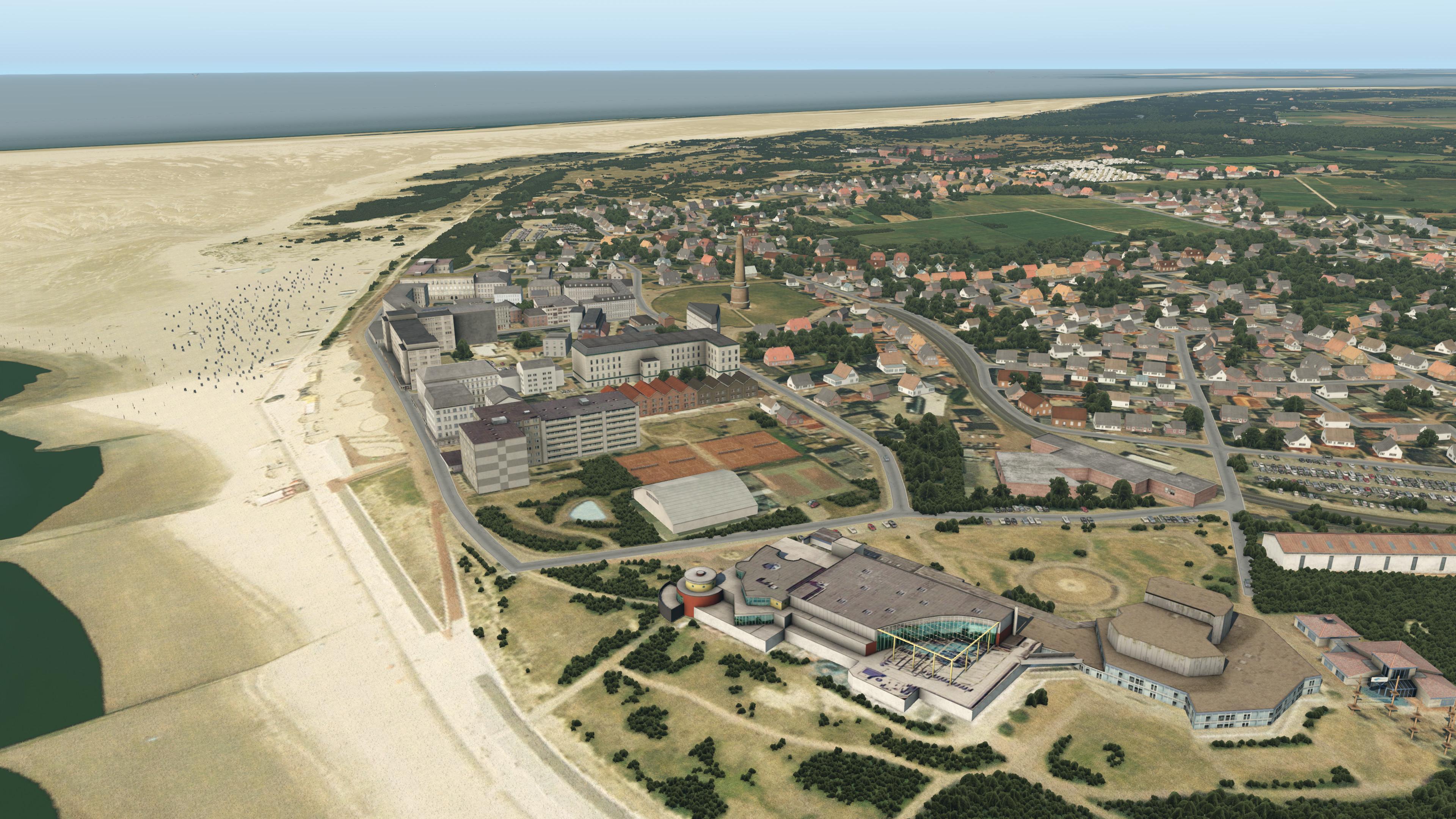 X-Plane 11 - Add-on: Aerosoft - German Islands 1: East Frisia screenshot