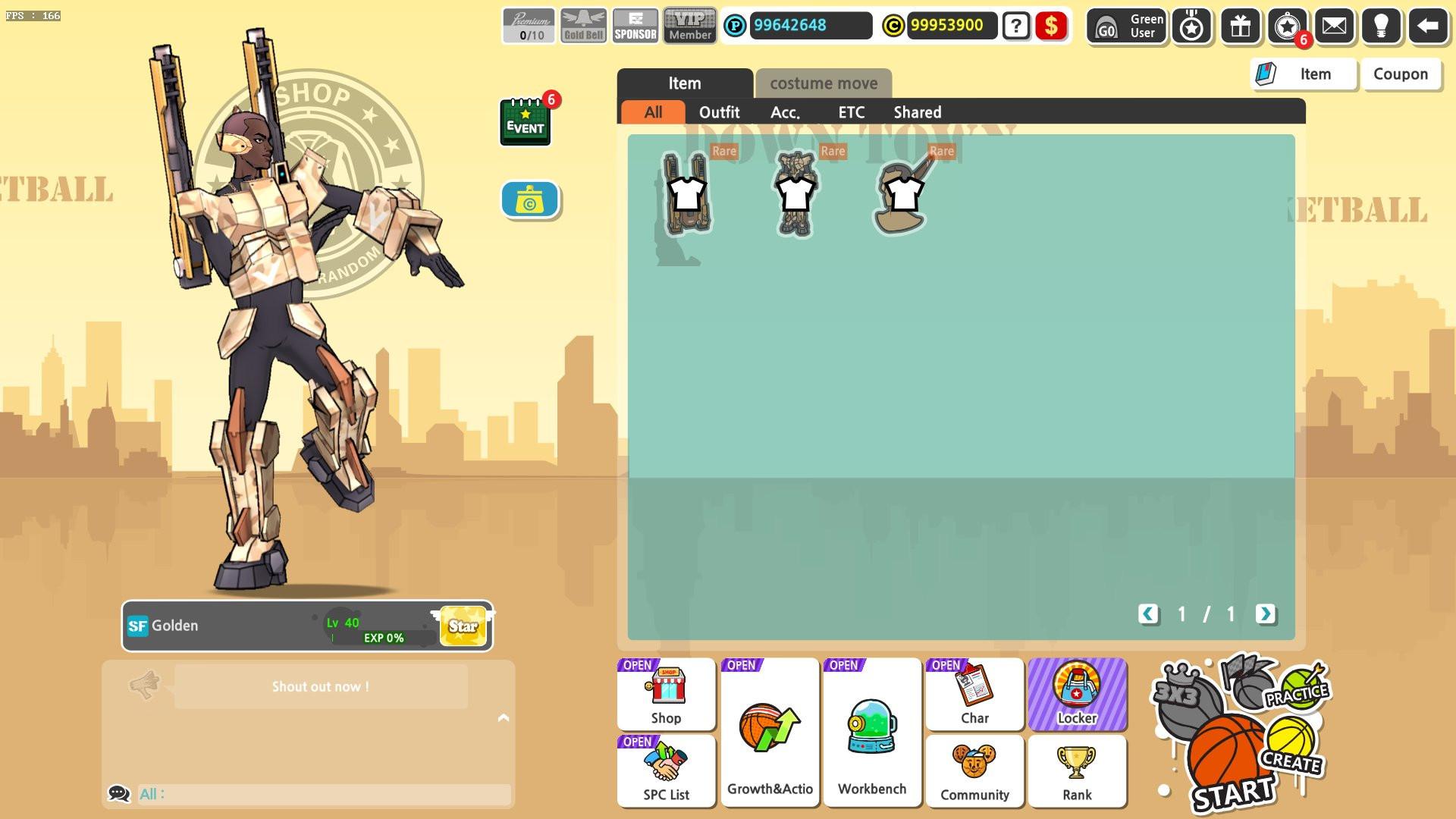 Freestyle2 - Deus-X Set screenshot