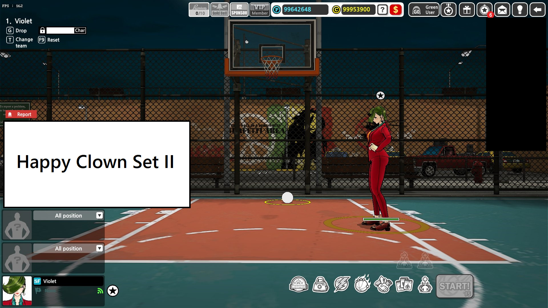 Freestyle2 - Happy Clown Set II screenshot