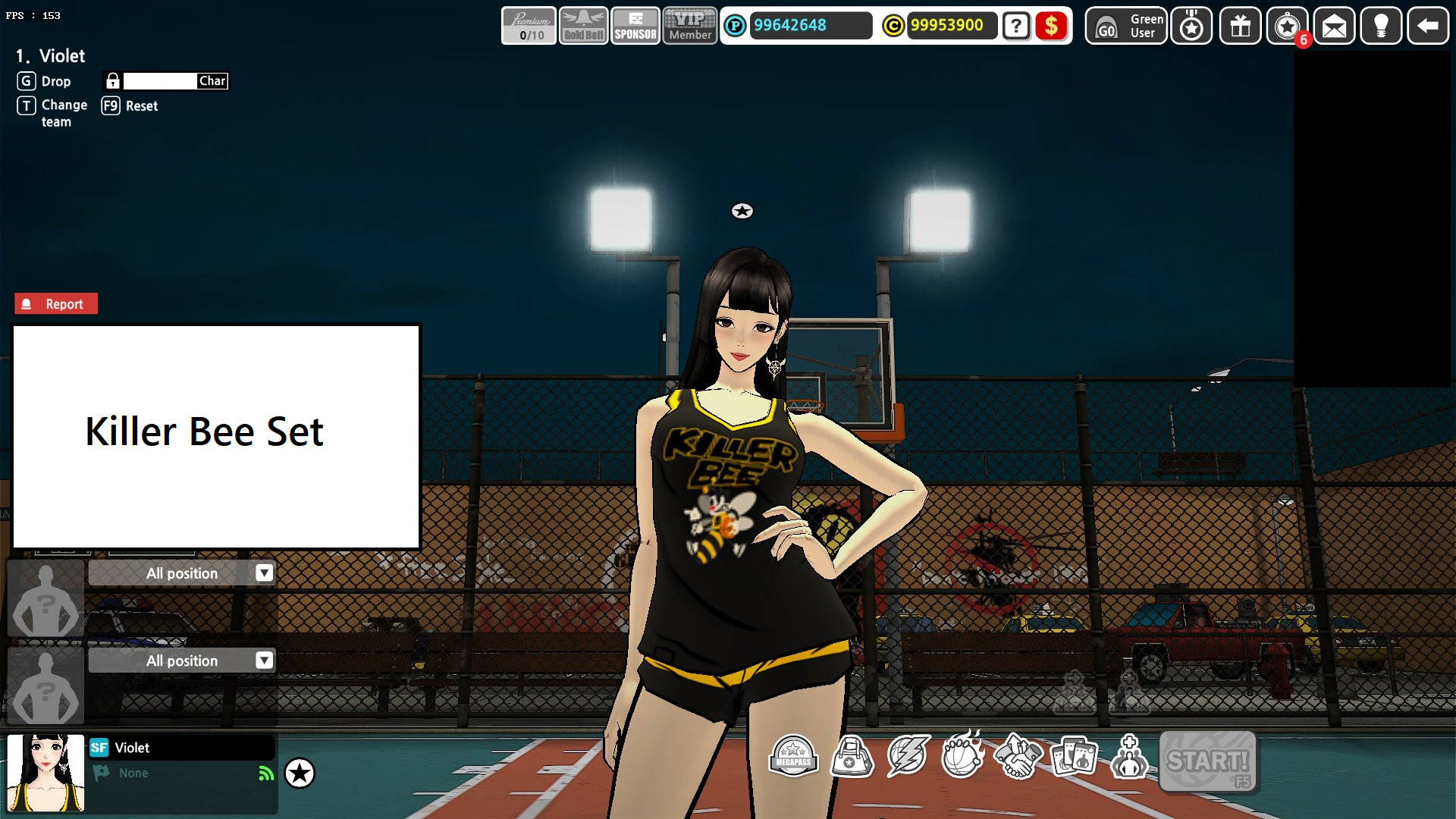 Freestyle2 - Killer Bee Set screenshot