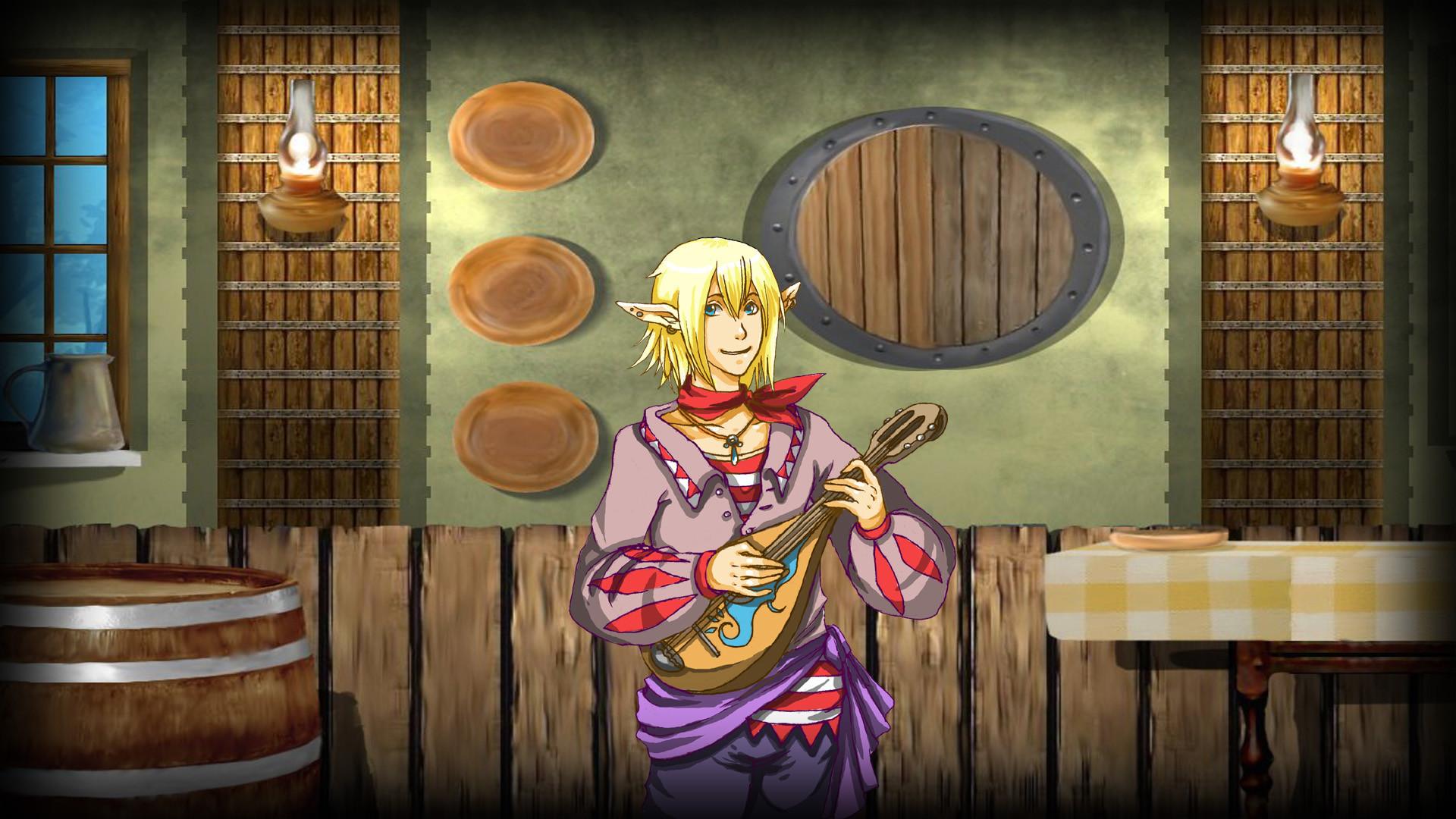 Spirited Heart Deluxe Soundtrack screenshot