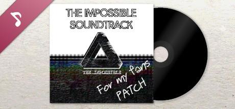 THE IMPOSSIBLE SOUNDTRACK (+Patch autograph)