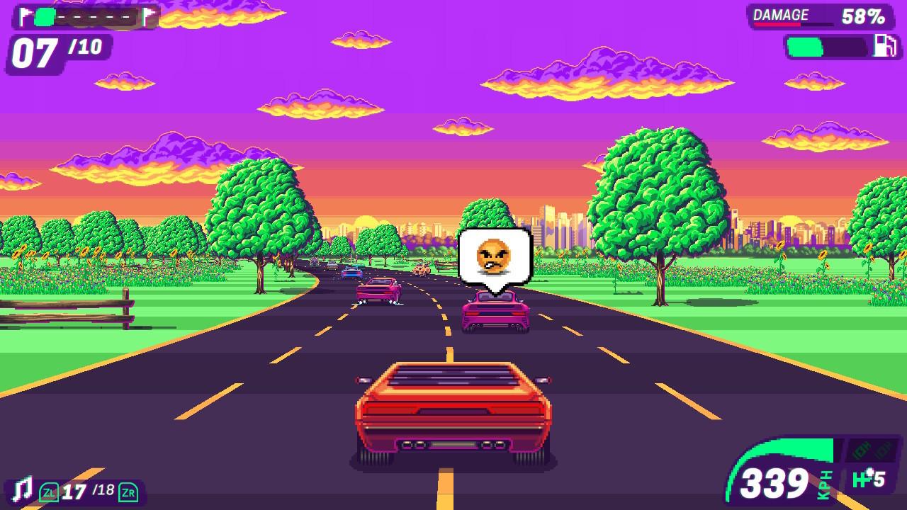 80's OVERDRIVE screenshot