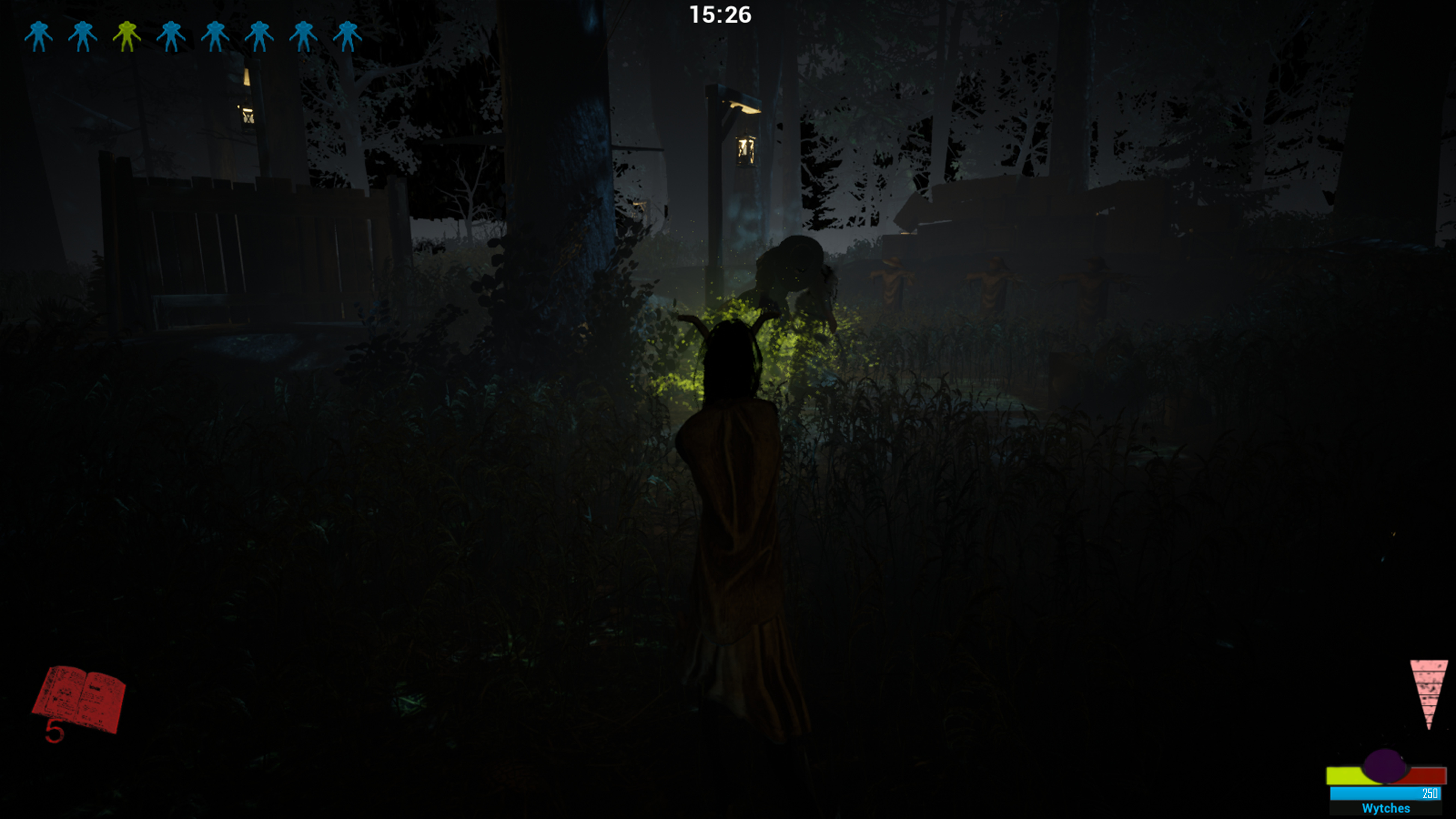 Dreadful Shadows screenshot