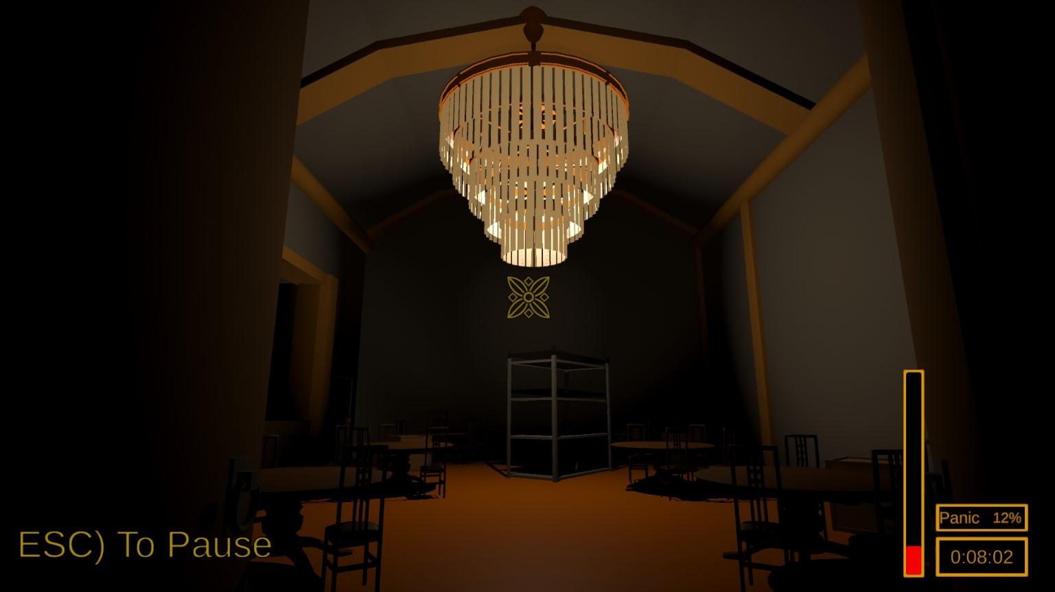 Escape Knox Manor screenshot